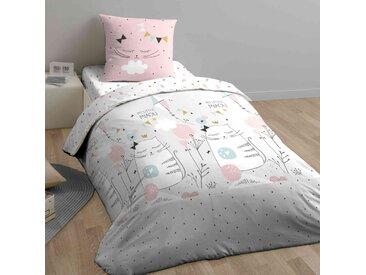 Parure de lit enfant Chacha 140x200 cm
