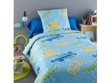 Parure de lit enfant Embouteillage 140x200 cm