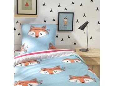 Parure de lit enfant renard Foxy 140x200