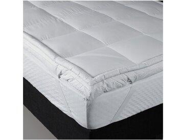 Surmatelas Bultex confort moelleux plumettes de canard 140x190