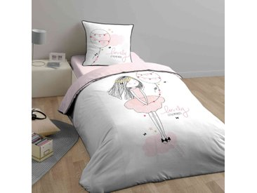 Parure de lit enfant Pimprenelle 140x200 cm