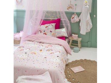 Parure de lit enfant Mimi Licorne 140x200 cm