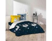Parure de lit enfant Petit Astronaute 200x200 cm