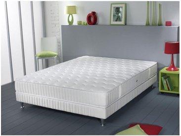 Ensemble Simmons Himalaya Couchage Elivéa   Sommier   Pieds 160x200