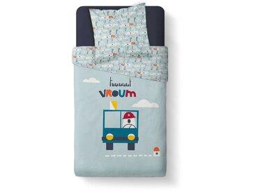 Parure de lit enfant Vroum 140x200 cm