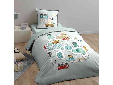 Parure de lit enfant À toute allure 140x200 cm
