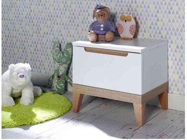 Chevet enfant scandinave évidence blanc