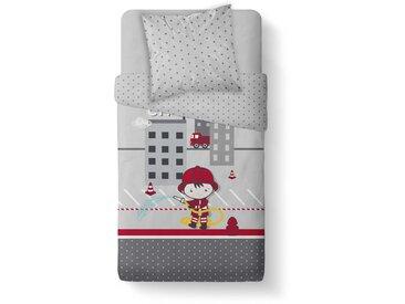 Parure de lit enfant Pimpom 140x200 cm