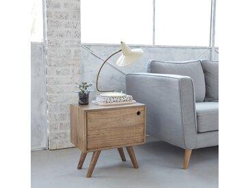 Bout de canapé en bois de mindy OSLO