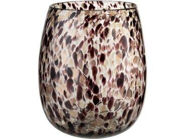 Vase en verre Ø28