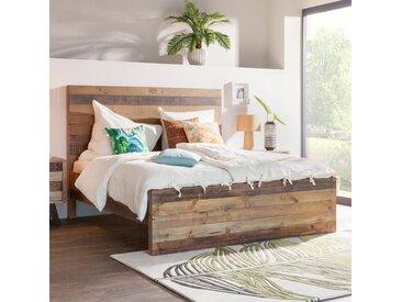 Lit en bois - Comparez et achetez en ligne   meubles.fr