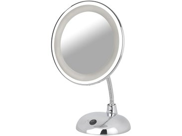 Miroir grossissant lumineux LED Style