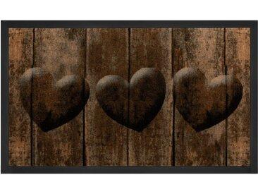 Paillasson Hearts