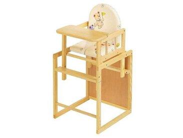 Chaise haute combinée Nele