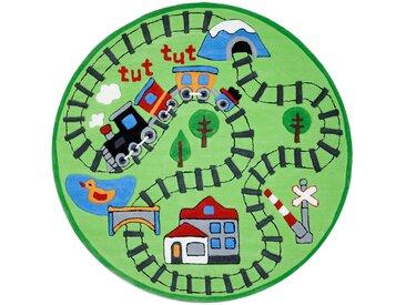 Tapis enfant Railway Fun