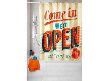 Rideau de douche Vintage Open