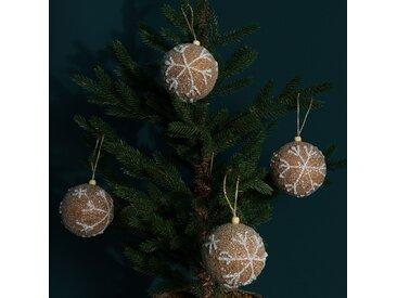 Boules de Noël Paringa (lot de 4)