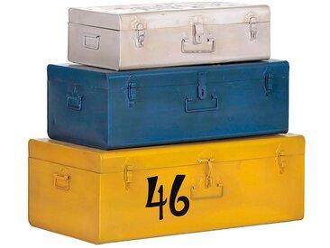 Boîtes métalliques Vanha (3 éléments)