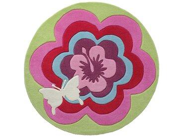 Tapis pour enfants Fantasy Flower