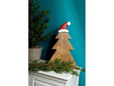 Sapin de Noël en bois décoratif