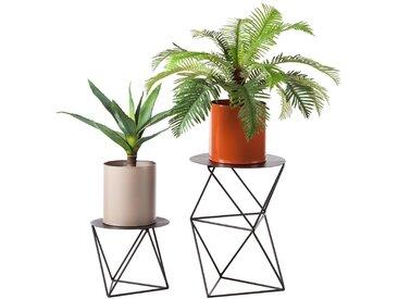 Porte-plantes Vuren (2 éléments)