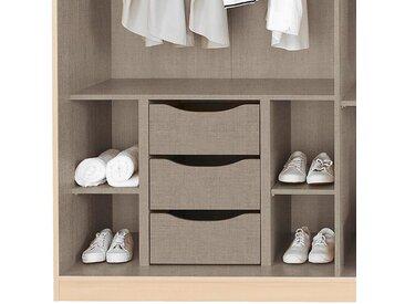 Système de tiroirs Quadra
