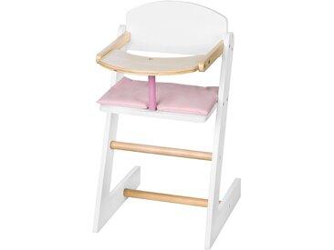 Chaise haute de poupée Scarlett