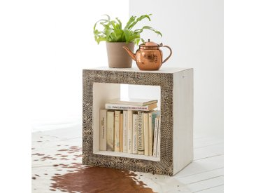 Table d'appoint Goa White