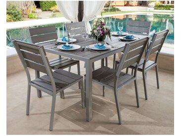Table de jardin Kudo III