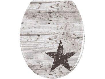 Abattant WC Star