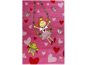 Tapis enfant Pinky Queeny