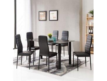 Ensemble de salle à manger (7 éléments)