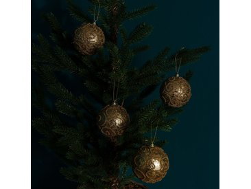 Boules de Noël Gaven (lot de 4)