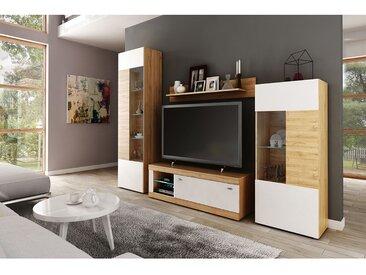 Ensemble meubles TV Levan (4 éléments)