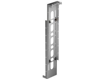Cadre de montage Hansgrohe Sbox pour plaque d'installation pour installation sur carrelage Chromé
