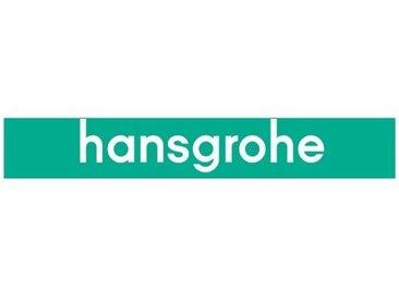 Interrupteur à pression paroi de douche helis et cabine de douche 115 Hansgrohe Chromé (25992000)