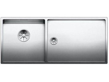 Evier Encastrable Blanco Claron 400/550-T-IF égouttoir (521600)