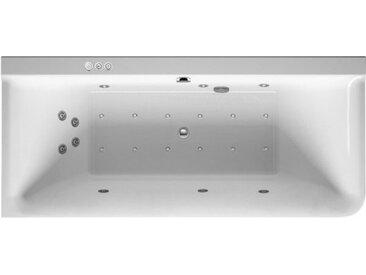 Baignoire d'Angle Balnéo Duravit P3 Comforts droit à gauche 760379000