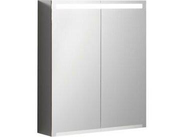 Armoire de Toilette Geberit Option Armoire Miroir Eclairage LED 2 Portes