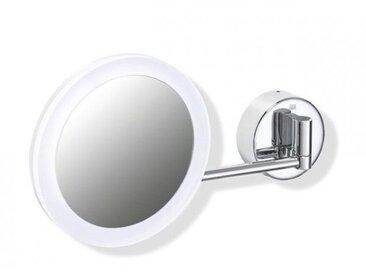 Miroir Grossissant Lumineux Hewi Chromé 950.01.226