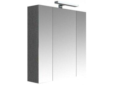 Armoire de Toilette Allibert JUNO 2 portes 752x160mm