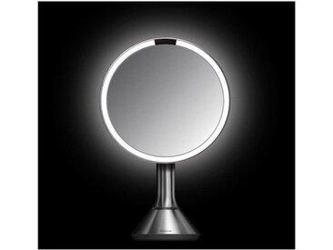 Miroir Grossissant Lumineux Simplehuman à capteur avec luminosité réglable d'un simple geste (ST30)
