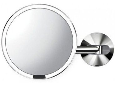 Miroir Grossissant Lumineux Simplehuman x5 rechargeable