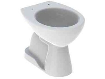 WC à Poser Geberit Renova Avec Bride Fond Plat 355x390x460mm Blanc
