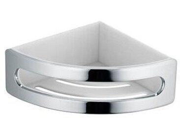 Porte Savon Keuco Elegance montage en angle 180 mm 2 pièces