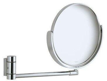 Miroir Grossissant Keuco Plan double-face sur bras articulé