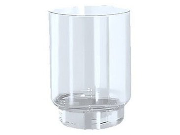 Tasse en verre acrylique Keuco