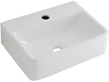 Vasque suspendue 40 x 29.5cm Exton