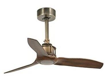 Ventilateurs de plafond sans lumière, Motor DC - FARO Just Fan 33428