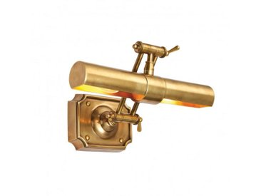 Liseuse - Applique de tableau Winchester en laiton, 35.5 cm